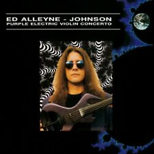 ED ALLEYNE JOHNSON PURPLE ELECTRIC VIOLIN CONCERTO CD ALBUM 1992 MUSIC