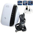 OZ G 300Mbps Wireless N 802.11 Wifi Repeater AP Range Router Extender Booster