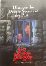 THE LONDON DUNGEON OFFICIAL GUIDE/MADAME TUSSAUD'S THE FIRST 200 YEARS