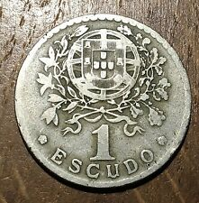 PIECE DE 1 ESCUDO 1928 PORTUGAL (55)