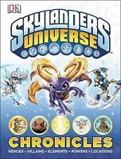 Skylanders Universe Chronicles-ExLibrary