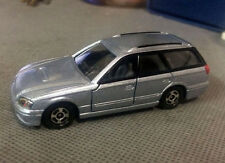 TOMICA Tomy - 1/60 Scale DieCast Model Car - Subaru Legacy No.18 Silver