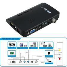 LCD TV Box Digital Computer VGA TV Programs Tuner Receiver Dongle Monitor 4 06V8