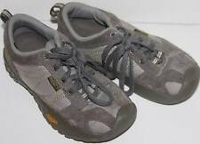 Keen Boy's Shoes Lace Up Sneakers Gray Size 1