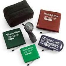 Welch Allyn Trigger Aneroid Blood Pressure 5098-30 w/4 Cuff Kit DS66 NIB