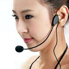 Educational lectures Headset Microphone Headset Amplifiers 3.5 Interface Hot Sel