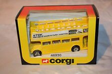 Corgi #46930 Suntrekker bus, TDK Livery, Mint in Mint Original Box