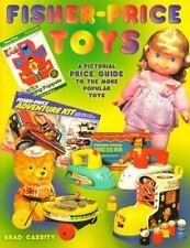 Fisher-Price Toys: Pictorial Price Guide to the More Popular Toys-ExLibrary