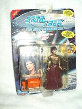 Action Figure Star Trek The Next generation Lwaxana Troi 4.5 inch