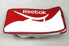 New Reebok 9000 intermediate ice hockey goalie blocker glove normal hand int red