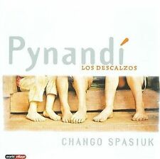 Pynandi (Los Descalzos) by Chango Spasiuk (CD, 2009 World Village) Argentina/New