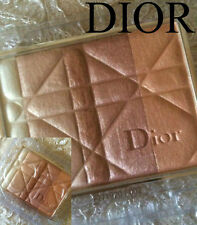 100%AUTHENTIC BEYOND RARE DIOR AMBER DIAMOND MAGICAL SHIMMER POWDER 002 (REFILL)