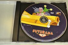 Futurama Second Season 2 Disc 3 Replacement DVD Disc Only