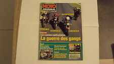 MOTO JOURNAL - n°1284 - 19/06/1997 - Honda Dream 50 cm3