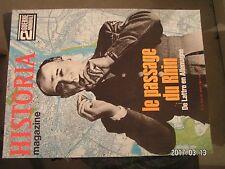 ** Historia Magazine 2GM n°87 le passage du Rhin / De Lattre en Allemagne
