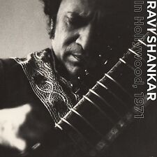 RAVI SHANKAR - IN HOLLYWOOD 1971  (2016)  2 CD NEU