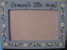 GRAMMY'S LITTLE ANGEL  - Mothers Day  Grandma children photo picture frame