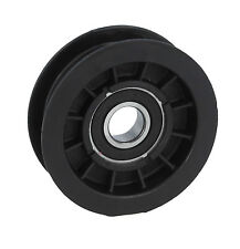 Flat Idler Jockey Belt Pulley Fits HONDA HF2113, 2114, 2213, 2216, 2218, 2220