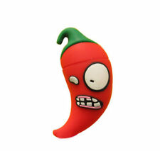 16GB original de almacenamiento gracioso Angry Rojo Chilli USB 2.0 Memory Stick Flash Drive