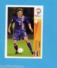 PANINI-EURO 2008-Figurina n.474- SIMIC - CROAZIA -NEW BLACK
