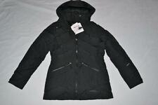 MARMOT WOMENS VAL D'SERE DOWN JACKET SMALL BLACK BRAND NEW AUTHENTIC #75470