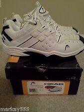 Head Genesis Indoor Footwear Tennis Racquetball Badminton Shoe Men's Size 10 NEW