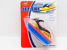 LOT 32728   Dickie 7266802 JET SKI Jet-Antrieb 14 cm x 6 cm rot / blau NEU