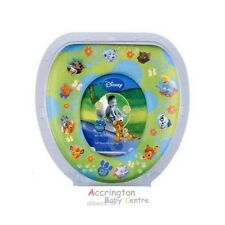 New - Disney Animal Friend Soft Potty Training Toilet Seat