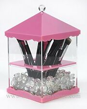 Zahra Beauty Brush Holders Penthouse- Acrylic Brush Holders- Different Colors