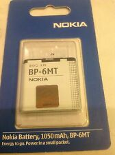 BATTERIA NOKIA ORIGINALE-BP-6MT-E51-N61-N81 6GB-N82-6270- IN BLISTER