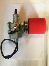 CG125 XR125L XL125 CARBURETTOR WITH RACING AIR FILTER RED RAM AIR TYPE