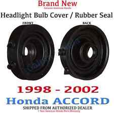 GENUINE HONDA HEADLIGHT BULB SEAL COVER OEM 33126-SV4-003 US SELLER SHIPS FAST!