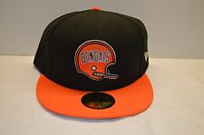 New $35 New Era 59 FIFTY NFL Historic Cincinnati Bengals Cat/Hat 8 1/8 Rare