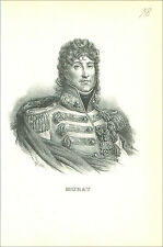 Joachim Murat Roi de Naples Maréchal d'Empire FRANCE ILLUSTRATION 1967