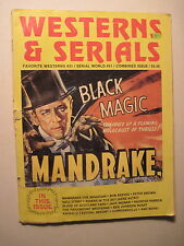 Westerns #31 & Serials #51 Combined Issue. Mandrake! Riders In The Sky!