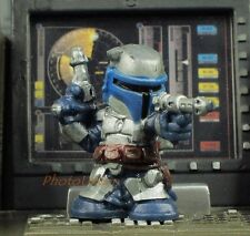 Hasbro Star Wars Fighter Pods Micro Hero Jango Fett Bounty Hunter Toy Modell K4