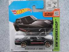 Hot Wheels 2014 #225/250 NISSAN SKYLINE H/T 2000GT-X black HW WORKSHOP
