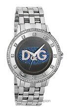D&G Dolce & Gabbana PRIME TIME UNISEX UHR Herrenuhr & Damenuhr DW0849 NEU