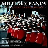 Various Artists - Military Bands (Concert Performance, 2000)