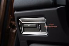 Chrome rear trunk open switch panel frame cover trim Range rover sport L405 L494
