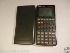 Casio FX-7700GH  Power Graphic Calculator Icon menu