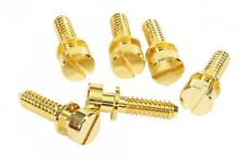 Gibson Nonwire ABR-1 Intonation Screws Gold plated Set of 6