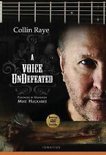 A Voice Undefeated, Collin Raye, Good Book