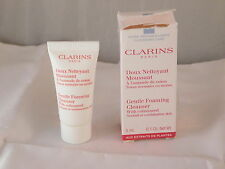 Clarins Paris Gentle Foaming Cleanser W/ Cottonseed Normal or Combo Skin .1oz