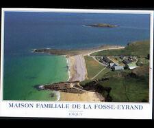 """ERQUY (22) MAISON DE VACANCES """"LA FOSSE EYRAND"""" en vue aérienne"""