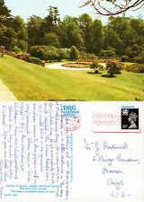 1990's BRUNEL MANOR CHRISTIAN CENTRE TORQUAY DEVON COLOUR POSTCARD