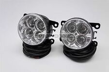 Ford C Max Fusion Fiesta Grand C Max LED Front Fog Lights Pair With Wiring OEM