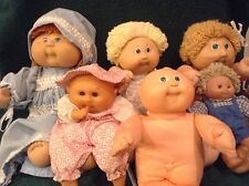 CABBAGE PATCH DOLLS LOT