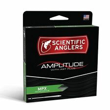 SCIENTIFIC ANGLER AMPLITUDE MPX WF-5-F #5 WEIGHT FWD FLY LINE SLICKEST ON MARKET