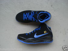 Nike Air Blue Chip 45 Black/Blue Numbers left 81/ Right 84